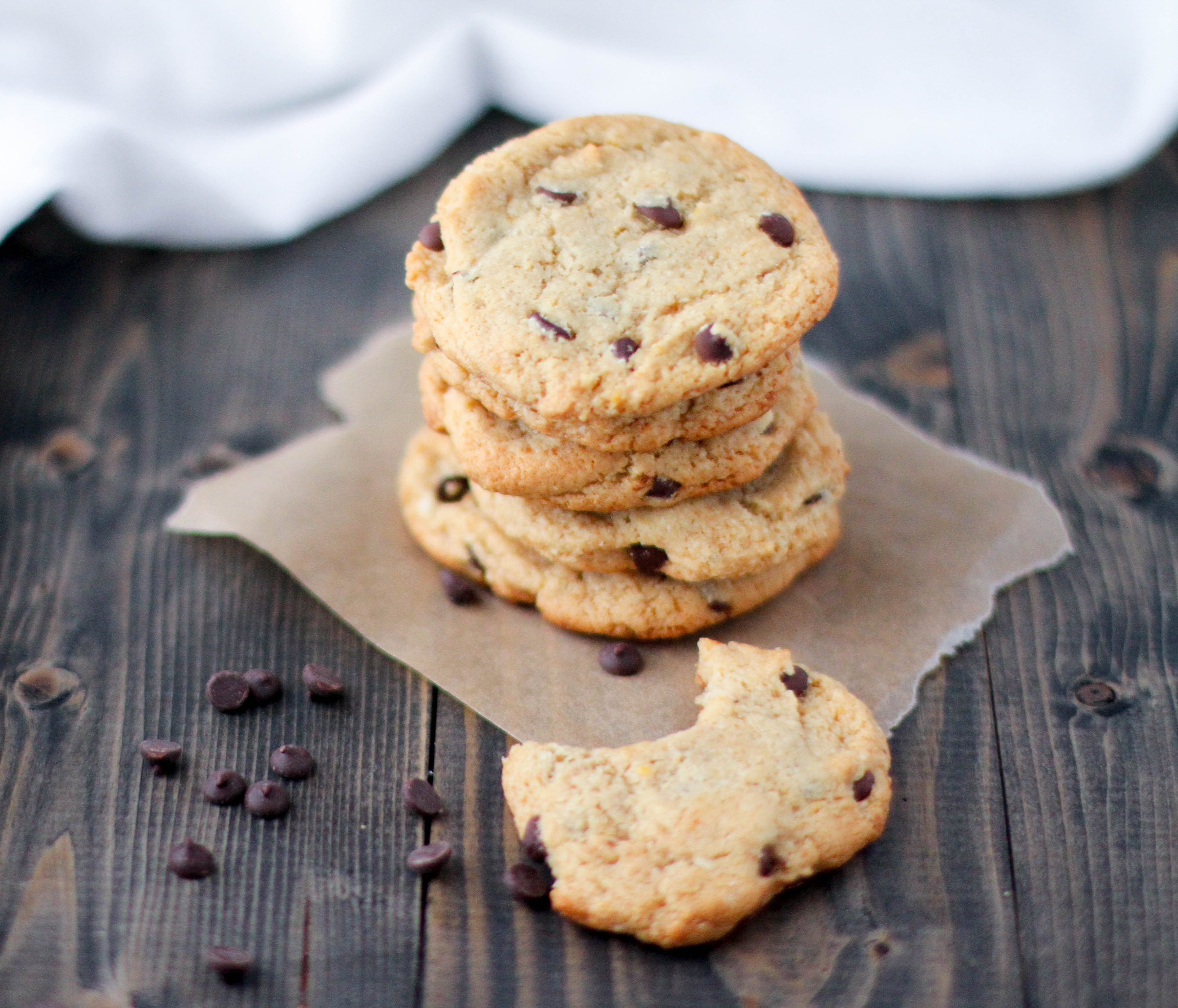 Coconut Contentment » Blog Archive » Best Ever Chocolate Chip Cookies